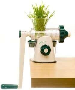 The Original Healthy Juicer (Lexen GP27) - Manual Juicer